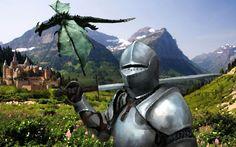 The Dragon & Knight