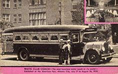 1930 White Club Coach