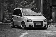 Fiat Panda tuning