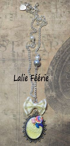 Collier gourmand Champagne