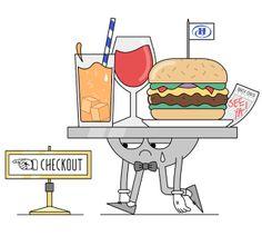 Bloomberg Businessweek - Dan Woodger Illustration