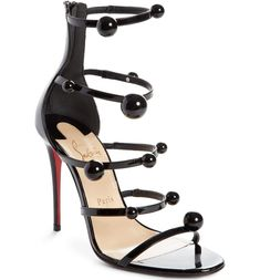 Main Image - Christian Louboutin Atonana Ornament Sandal (Women)