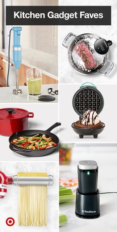 Explore top-rated kitchen gadgets & tools, from breakfast waffle makers to cast iron skillets, for easy recipes & grilling. Home Gadgets, Kitchen Gadgets, Kitchen Appliances, Electric Skillet Recipes, Breakfast Waffles, Cast Iron Recipes, Soft Foods, Kitchen Must Haves, Cast Iron Cooking