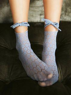 Serenade Wrap Sock