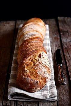 Pain Torsadé (pane attorcigliato senza impasto)