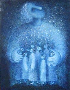 When time is no Art And Illustration, Markova, Demonology, Angel Pictures, Fairytale Art, Beautiful Dream, Dream Art, Angel Art, Russian Art