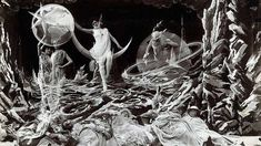 La magia del cine de Georges Méliès, el maestro del ilusionismo, encanta CaixaForum Madrid