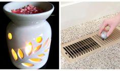 Jamais votre maison n'aura senti aussi bon qu'avec ces 7 super astuces pour parfumer la maison!