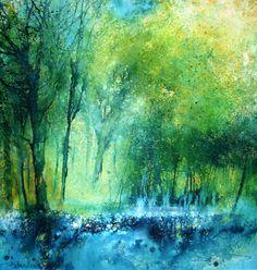 The grace of it, Stewart Edmondson #watercolor jd