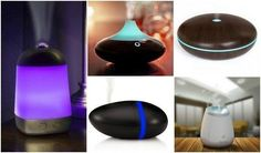 What Is The Best Essential Oil Diffuser Of 2016? We Review 5 Of The Best
