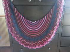 Ravelry: Audrey Shawl pattern by Christelle BAGEA