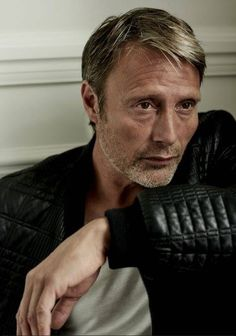 I would love to see Mads play a godfather-type Lead role.  He is so intense and with his face, he can pull it off.  I also wouldn't mind playing his wife in the film.  ☺️RF
