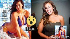 Modelo plus size faz história ao sair em capa de revista masculina. Confira o que rolou nos bastidores!