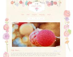 New blog design    DESIGN » Kate Goldsby