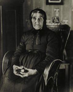 "Peasant Woman  August Sander (German, 1876–1964)    1913. Gelatin silver print, 11 5/8 x 9 1/8"" (29.5 x 23.1 cm). Gift of the photographer. © 2012 Artists Rights Society (ARS), New York / VG Bild-Kunst, Bonn"