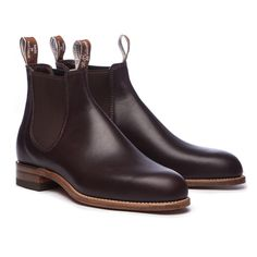 RM Williams Natural Turnout Boots