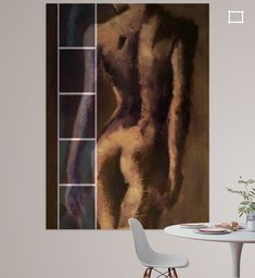 Nieuw in mijn Werk aan de Muur shop: model, vrouw, naakt, rug, bruin. Canvas met of zonder baklijst , staal, hout, Xpozer, aluminium, dibond, fotobehang, ingelijste fotoprints enz. Verkrijgbaar in verschillende maten en materialen. wanddecoratie, (kunst)werken, foto, schilderij, canvas, prints, huisinrichting.