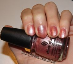 "PerfectlyPolished12: China Glaze's ""Good Witch?"""