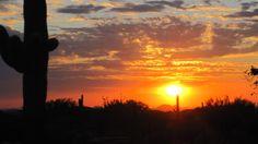 Scottsdale Arizona Sunset...beautiful