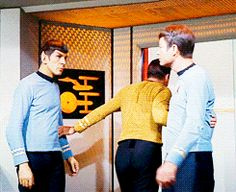 Tomorrow is Yesterday. This is Star Trek in a nutshell.