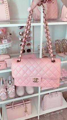 Chanel handbags – High Fashion For Women Luxury Purses, Luxury Bags, Luxury Handbags, Pink Chanel Bag, Coco Chanel, Chanel Logo, Chanel Purse, Uñas Fashion, Fashion Bags