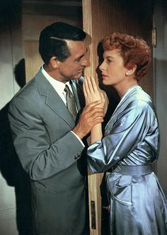 My all time favorite movie.........Cary Grant and Deborah Kerr - An Affair to Remember, 1957