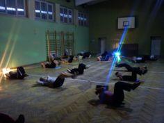 ćwiczenia Pilates . Tae-bo Team