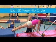 Back (& Free) Hip Circles - YouTube