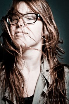 Black rimmed glasses, studio portraits, blond hair, fashion photography, yyc, Calgary.