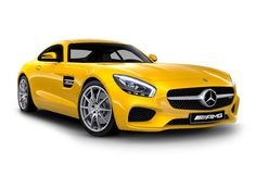 Mercedes Benz AMG GT - Launched 24th November 2015
