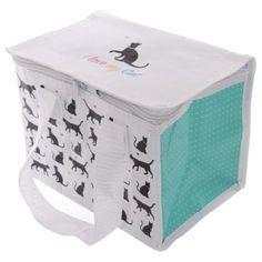"""Chladící #taška - """"I Love My #Cat"""" s motivem #koček #coolbox"""