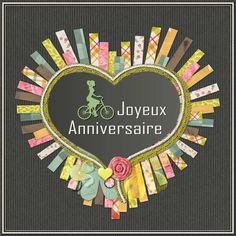 DOMINIQUE (PIQUE) - JOYEUX ANNIVERSAIRE - Album de pages de scrap. - Galerie Scrapbooking