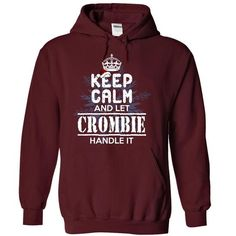 A7223 CROMBIE   - Special For Christmas - NARI - #gift ideas #novio gift. LIMITED AVAILABILITY => https://www.sunfrog.com/Automotive/A7223-CROMBIE-Special-For-Christmas--NARI-mnezb-Maroon-4864278-Hoodie.html?68278