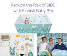 The Finnish Baby Box is quickly becoming a hit in the USA. Read our article about why we love the baby box and whats inside of it.