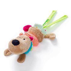 """Купить маленькую танцующую игрушку """"Медведь Цезарь"""" (86875), Lilliputiens (Лиллипутиенс) с доставкой по всей территории Украины в интернет-магазине La Famille."""