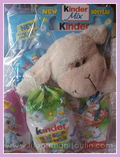 Life on Manitoulin: @KinderCanada has some Egg-citing News to Share! #KINDERMom