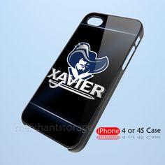 Xavier Musketeers Custom iPhone 4 4S Hard Case Cover
