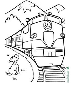 Crayola Coloring Pages, Jesus Coloring Pages, Train Coloring Pages, Dragon Coloring Page, Dog Coloring Page, Coloring Pages To Print, Free Printable Coloring Pages, Coloring Book Pages, Coloring Pages For Kids