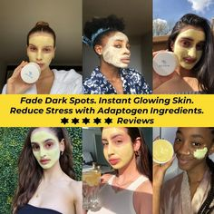 Pacific Glow Clay Mask - Après Pacific