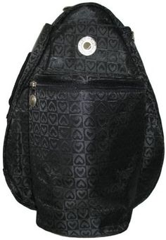 Jet Black Heart Baby Jet Backpack by Jet. $54.99. The Jet Baby Jet racquet bag is a very durable racquet backpack that will hold two full size racquets or one oversized. It includes a little purse pocket/organizer on the front just incase you want some place to store your ID and car keys or small personal belongings. There is a pocket that will allow you to hold tennis balls or many small personal items. The Jet Mini bag can be used as a sling or backpack. The sling strap is ...