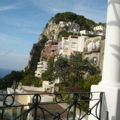 Capri in Italia