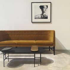 M :: Snake Ranch - Love the colour of this #sofa