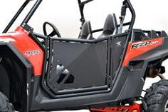 If you've read the reviews on these Bling Star Suicide doors for your Polaris RZR then you already know the obvious reason they are becoming so popular with RZR owners world wide. With the sleek look, snug fit and sexy lines, these Bling Star suicide doors definitely fit the bill when it comes to functionality and appearance. http://www.sidebysidestuff.com/bling-star-suicide-doors---rzr