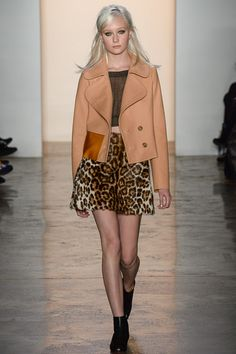 Peter Som Fall 2014 Ready-to-Wear Collection