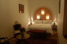 riad marrakech Almohade room