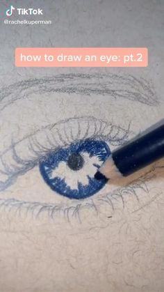 Art Drawings Beautiful, Art Drawings Sketches Simple, Pencil Art Drawings, Realistic Drawings, Drawing Ideas, Color Pencil Art, Diy Canvas Art, Eye Art, Art Sketchbook