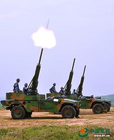 mortaio cannone da 81/82mm  cinese