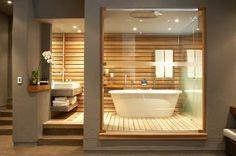 Amazing #bathroom. http://www.remodelworks.com/