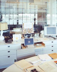 GAEL TOWEY' S OFFICE [MARTHA STEWART LIVING'S CHIEF CREATIVE OFFICER]
