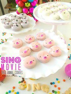 sing movie animal cookies